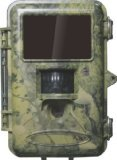 ScoutGuard SG560K-12132 Cámara de juego de caza de ciervos IR de rastreo de largo alcance en color negro