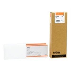 EPSON エプソン 大判インクカートリッジ 純正 【ICOR58】 オレンジ AV デジモノ パソコン 周辺機器 インク インクカートリッジ トナー インク カートリッジ エプソン(EPSON)用 top1-ds-1296973-ah [簡素パッケージ品] B06XQTT5QG