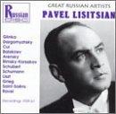 Pavel Lisitsian baritone Song Recital - Rimsky-Korsakov, Arensky, Cui, Dargomizhsky, Grieg, Liszt, Ravel, etc.