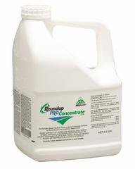 Roundup Pro Weed Killer from Monsanto contains 50.2% glyphosate for quick kill of weeds and grasses. Roundup Pro Comes in a 2.5 gallon container which will treat up to 4 acres making it much more economical than the roundup products fond in b...