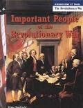 Important People of the Revolutionary War, Diane Smolinski, 1588102785