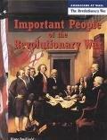 Download Important People of the Revolutionary War (Americans at War: Revolutionary War) pdf epub