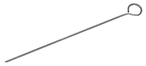 Fackelmann Rouladen Needles, Meat Needles, Metal Skewers, Cocktail Skewers Made Stainless Steel (Colour: Silver), Quantity: 10 Pieces by Fackelmann (Image #2)