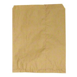 """Callico Distributors Duro Bag MFG Merchandise Bag Food Wrapping Catering Supplies Kraft - 13x15"""" 500 per Pack price tips cheap"""