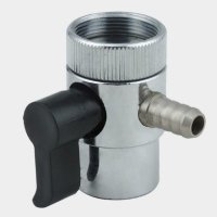 Divert Valve 10.5 mm Tubing for Counter top Water Filters Water Purifer RO system Faucet Adapter