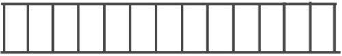 Bon 32-256 8 3/4'' x 300' Header Course Paper Stencil by BON