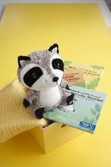(Hallmark Educational Products - Hallmark WATSON THE RACCOON Interactive Story Buddy Includes 1st book Watson and the case of The Sneaky Stealer - this item is an interactive story buddy and book.)