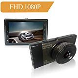 Dash Cam Chupad X12S 3 Inch LCD 1080P Camera Vehicle on Dash Video Recorder with G-Sensor,WDR,Loop Recording