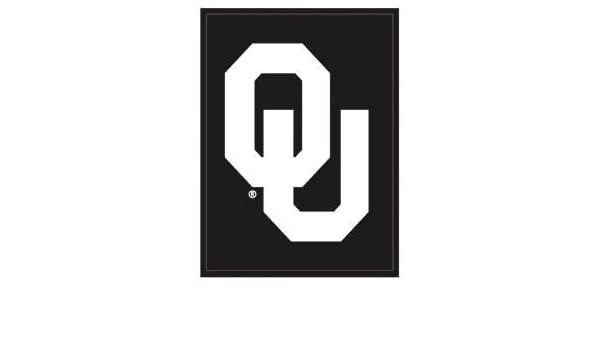 Amazon.com: 3 Inch OU University of Oklahoma Sooners Boomer Sooner Logo Removable Wall Decal Sticker Art NCAA Home Room Decor 2 by 3 Inches: Baby