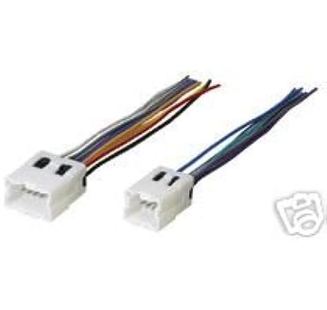 Amazon.com: Carxtc Stereo Wire Harness fits Nissan Altima 05 06 2005 2006  -car Radio Wiring installat.: AutomotiveAmazon.com