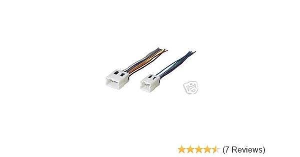 Amazon.com: Stereo Wire Harness Nissan Altima 98 99 00 01 2000 (car on nissan altima suspension, nissan altima brakes, nissan altima ac wiring, nissan altima fuel pump, nissan altima dash kit, nissan altima stereo installation, nissan altima wire harness, nissan altima diagram, nissan altima spark plugs, nissan altima car stereo, nissan altima tires, nissan altima alarm wiring, nissan altima alternator, nissan altima starter, nissan altima head unit, nissan car stereo wiring, nissan altima wheels, nissan altima speakers, nissan frontier stereo wiring, nissan altima seats,