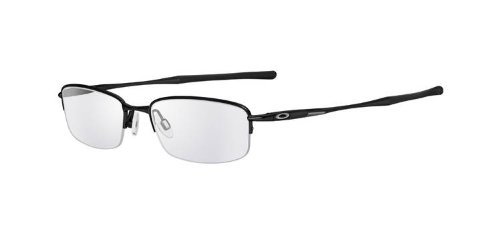 New Oakley Eyeglasses Mens Eyeglasses OX 3102 Polished Black 01 Clubface - Sunglasses Work Oakley
