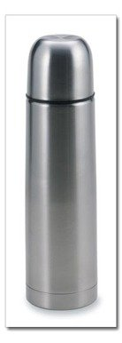 Maxam Surgical Stainless Steel Double Wall Vacuum Bottle