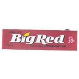 WRIGLEYS GUM BIG RED 5 stk Each ( 40 in a Pack )