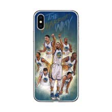 (Stephan Curry Warriors iPhone Case -TPU Silicone, Slim, Protective Case (Curry- Warriors Team, iPhone 7 Plus/8 Plus))