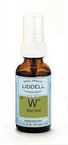 Wart Free Liddell Homeopathic 1 oz Liquid