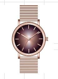Orphelia Fashion Flash OF714826 Women's Watch 36mm Stainless Steel Strap Casual Dress Japanese Quartz Elegant Timepiece