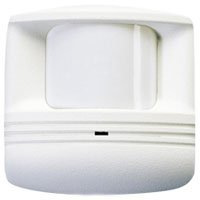 24V 2,000 Sq. Ft. Dense Wide Angle Lens Passive Infrared Ceiling/Wall Occupancy Sensor, White - WATTSTOPPER CX-105