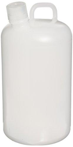 6 One Gallon - Nalgene Low Density Polyethylene Bottle Jug, 1 Gallon Capacity (Case of 6)