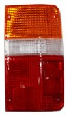 TYC 11-1654-02 Toyota Pickup Passenger Side Replacement Tail Light Lens (1989 Light)