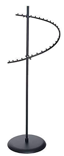 Only Hangers - Perchero en espiral (29 bolas), color negro ...