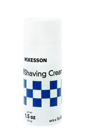 Shaving Cream, McKesson, 1.5 oz. Aerosol Can, 16-SCF15 - Case of 144 by Ensur