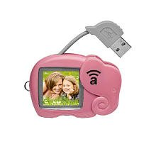 AmberAlert My Child ID - Pink