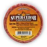 SUPER CEDAR FIRESTARTERS - 100 Count