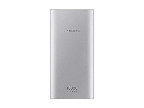 Samsung Battery Pack (10,000 mAh) with Micro-USB Cable, Silver (US Version with Warranty)
