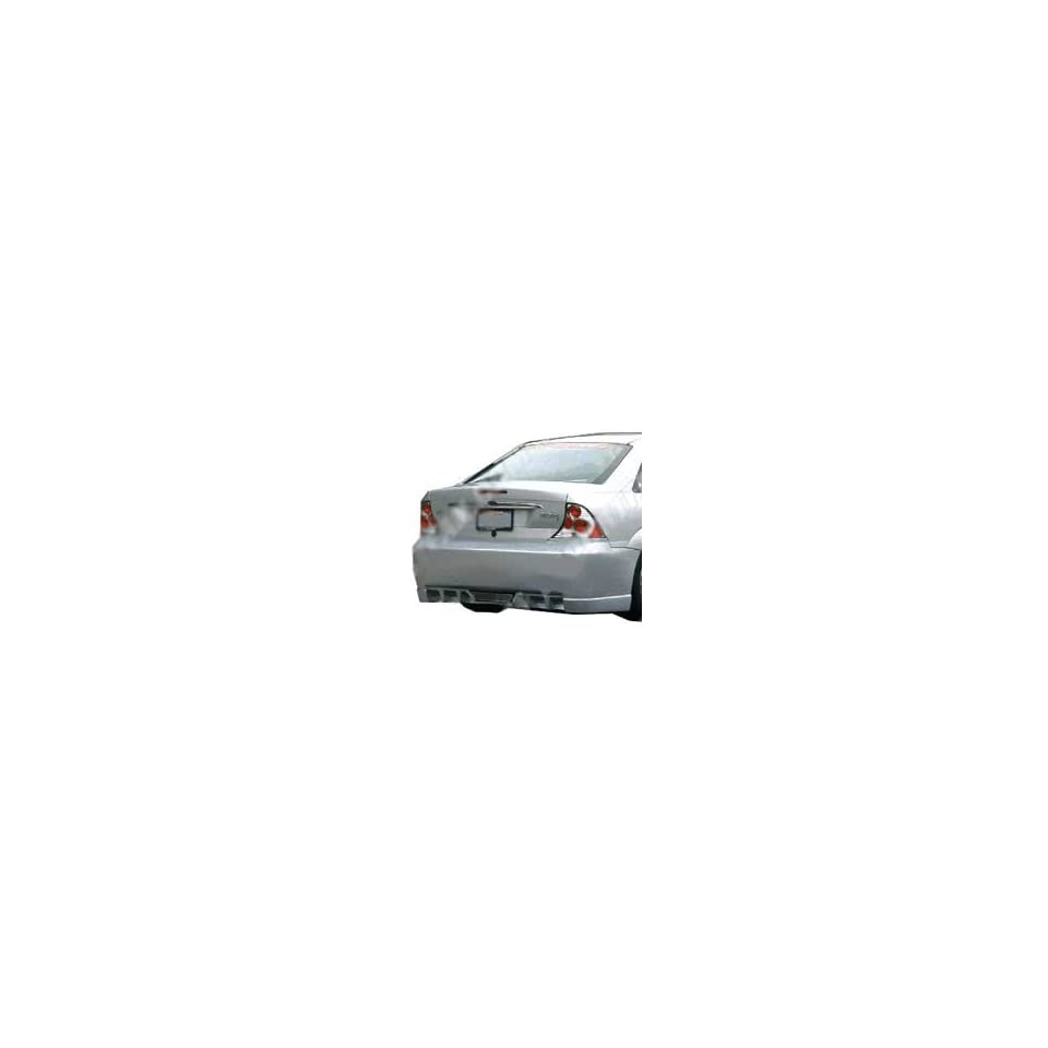 Ford Focus 00   UP  Ford Focus 4dr EV5 Style Rear Bumper