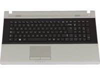 Sparepart: Samsung Top Cover Keyboard (ENGLISH), BA75-03073A