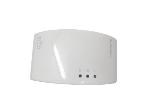 SANOXY High Speed Wireless-N Wifi Repeater - Wi-Fi Wireless Range Extender - 300 Mbps 802.11 b/g/n Access Point / Repeater / Signal Booster - Wireless network extender 802.11n, 2.4GHz, RJ-45 Wireless-N WiFi 300Mbps AP Access Point /Repeater Wireless 802.11N Network Router Range Expander