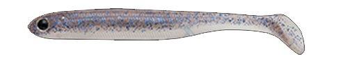 ノリーズ(NORIES) ワーム スプーンテールライブロール 4インチ ブルーパールシャッド ST10の商品画像