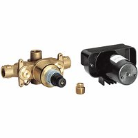 Grohe 34 907 000 Grohtherm Thermostatic Rough In Valve 1/2