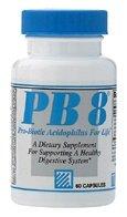 Nutrition Now - Pb 8 Acidophilus, 120 capsules