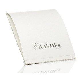 RÖSSLER Briefblock Bütten weiss A4, 100 g qm Edelbütten 40 100 g qm Edelbütten 40