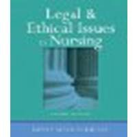 Legal and Ethical Issues in Nursing by Guido JD MSN RN, Ginny Wacker [Prentice Hall, 2005] (Paperback) 4th Edition [Paperback]