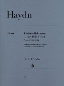 Download Haydn: Cello Concerto in C Major, Hob. VIIb:1 ebook