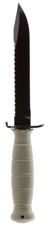 (Glock Fixed Blade Green Field Knife with Root Saw - GLKF039181)