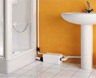 Saniflo SaniShower SaniShower Small Grey Water Pump