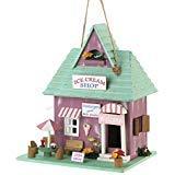 Songbird Valley 10018683 Ice Cream Shop Birdhouse ()