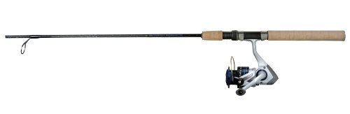 Okuma Safina Graphite Spinning Combos, 6-Feet Ultra Light, 25-Size (Spinning Combo Ultralight)