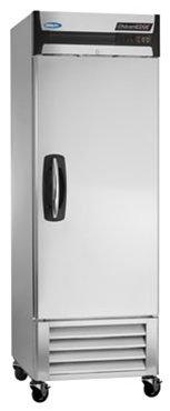 Solid Door Refrigerators: Nor-Lake (NLR23-S) 1 Door Bottom Mount Reach-In Refrigerator - Door Bottom Mount Refrigerator