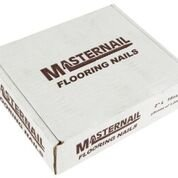 Masternail 16 Gage Premium Power Cleats Metal 2-inch Flooring L-nail, 5000-per Box