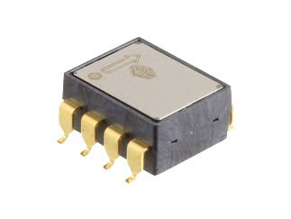 MURATA SCA610-E23H1A-1 SCA610 Series 5.25 V 2.5 mA Single Axis Accelerometer with Analog Interface - 100 item(s)