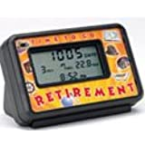 Countdown Clock Old Timer's Time to Go Retirement Clock