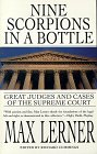 Nine Scorpions in a Bottle, Max Lerner, 1559702915