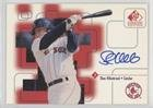Shea Hillenbrand (Baseball Card) 1999 SP Signature Edition - Autographs - Shop Shh