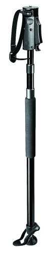 Manfrotto 685B Neotec Monopod Deluxe with Safety Lock (Black)