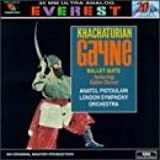 Khachaturian: Gayne Ballet Suite